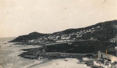 Port of Corme, 1940