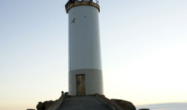 Cape Roncudo lighthouse