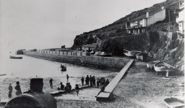 Dock of Cachufeiro, orme
